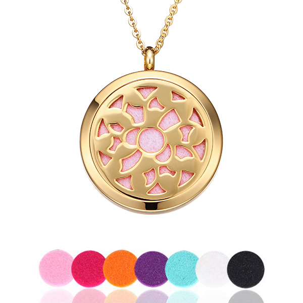 essential oil diffuser necklace supplier