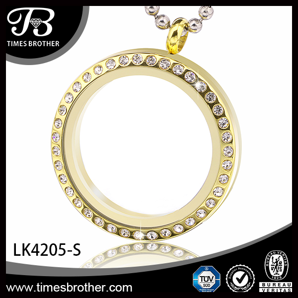glass locket supplier