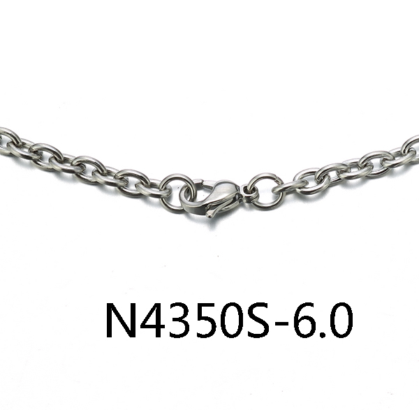 N4350S-6.0 Cross Chain