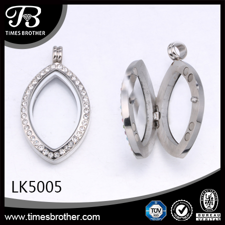 LK5005 Eyes Shape Locket