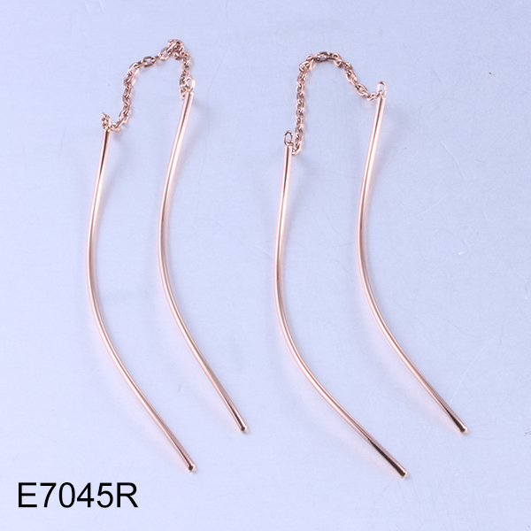 E7045R rose gold double wav...