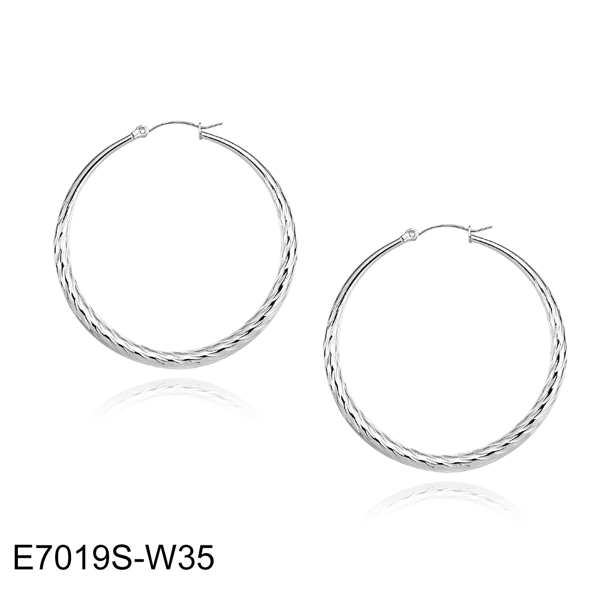 E7019S-W35 Large round end...