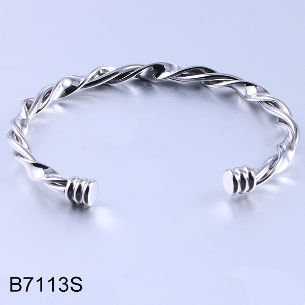 B7113S open sliver twist st...
