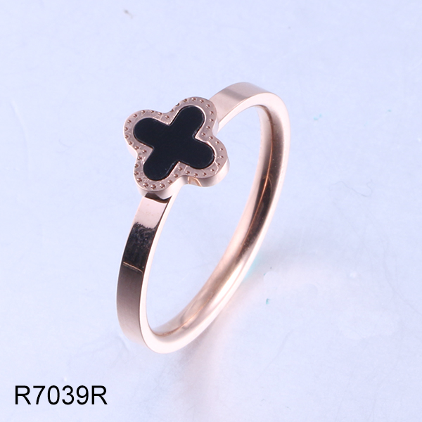 R7039R rose gold with clove...