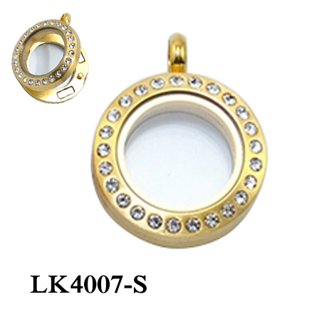 LK4007-S gold Living Floa...